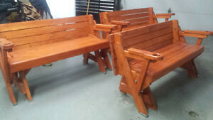 Bench / picnic table