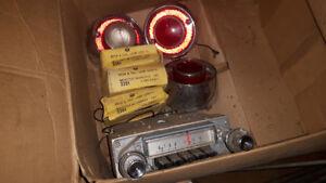 1963 mercury parts