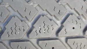 4x like New Winter Tires at a discounted Price! West Island Greater Montréal image 6