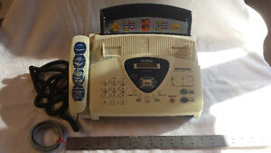 Brother phone /fax machine