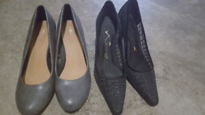 Woman's shoes for sale size 8