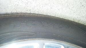 295-45-R18 Tires On 2014 Mustang Pony Wheels Oakville / Halton Region Toronto (GTA) image 5