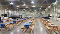 Tables For All Kind Of Event