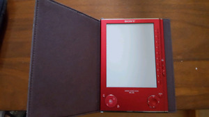 Sony ebook reader for sale