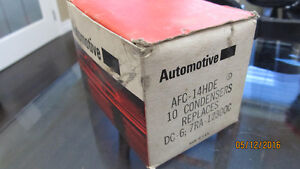 Automotive Brand Condenser fits Fords NEW Box of 10
