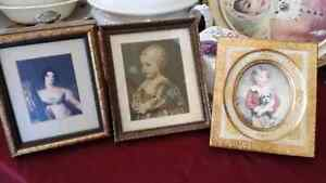 Victorian Pictures set of 3 or sold separately Kitchener / Waterloo Kitchener Area image 1