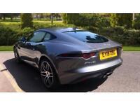 2018 Jaguar F-TYPE 2.0 2dr - Black Pack - Automatic Petrol Coupe