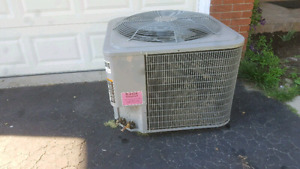 Carrier Furnace & Sears A/C