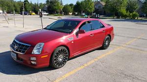 2010 Cadillac STS rwd 3.6 Rims!