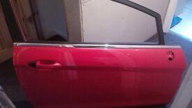 2013 Ford Fiesta driver door (3door)