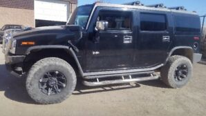 2003 HUMMER H2 CLEAN WITH REMOTE STARTER & SUNROOF