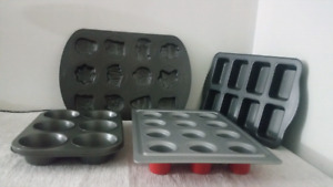 Non stick Baking Pan Bakeware ~ All $ 15
