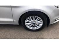 2015 Ford Galaxy 2.0 TDCi 150 Zetec 5dr Powersh Automatic Diesel Estate