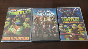 Teenage Mutant Ninja Turtles movies