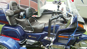 1988 Honda Goldwing Trike and camper Windsor Region Ontario image 3