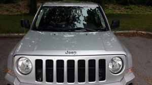2010 Jeep Patriot SUV, Crossover. SUNROOF