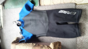 Bare wetsuit