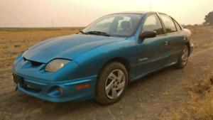 Pontiac SUNFIRE 2000
