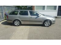 Skoda octavia for sale or swap for van
