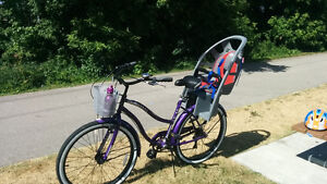 BIKE AND CHILD SEAT FOR SALE