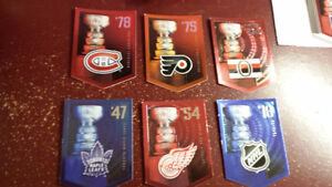 STANLEY CUP CARDS