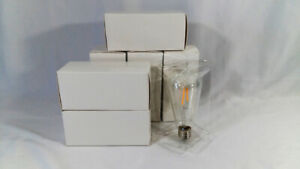 Vintage Edison Antique Dimmable Bulbs 6pc Enchanted Spaces 40W
