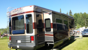 37',  gently used, 4 slide  Kountry Aire