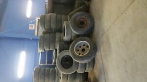 New & used tires and more