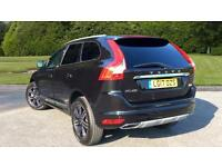 2017 Volvo XC60 D4 (190) SE Lux Nav Geartronic Automatic Diesel Estate