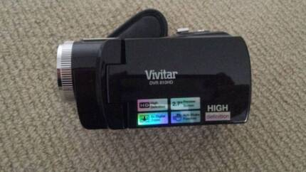 VIVITAR DVR 810HD AS NEW Illawong Sutherland Area Preview