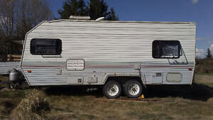 1995 Nomad for sale or trade of horse, cargo or flat deck trailr