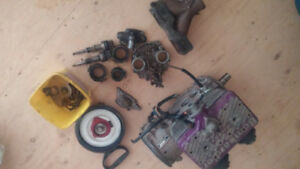 MXZ 670 Motor Parts or repair