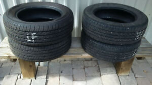 205/60R16 set of 4 Used Tires