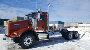 2018 Kenworth T800 Extended Daycab