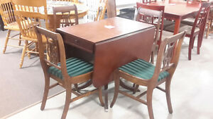 5 Pcs Dining Set - Used