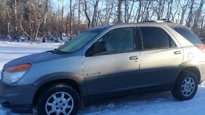2004 Buick Rendezvous SUV, Crossover Freshly Saftied