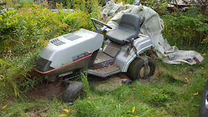Noma 4 Wheel Steer riding mower - Rare!!