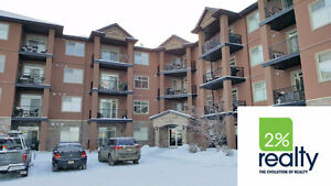 SHOW HOME STANDARD - 2 Bdrm, 2 Full 4 Pc Baths-Listed By 2% Inc.