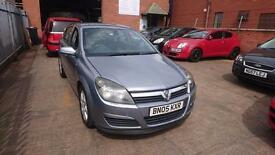 2005 / 05 Vauxhall Astra 1.6 I 16v Breeze 5 Door Full MOT+Warranty+AA Cover