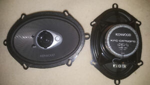 "New set of Kenwood KFC-C5793PS Speaker's 5×7"" 3 Way 220 watt. 70"