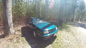 1993 Dodge Shadow Coupe (2 door)