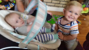 Looking for childcare/day home for my 15 month old son until Oct