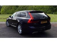 2017 Volvo V90 D4 190hp Inscription Auto wit Automatic Diesel Estate