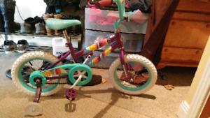 Vélo 14 pouces neuf