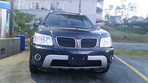 2009 Pontiac Torrent 0000000 SUV, Crossover