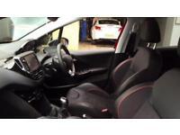 2016 Peugeot 208 1.2 PureTech 110 GT Line 5dr Manual Petrol Hatchback