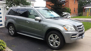 2010 Mercedes-Benz GL-Class SUV, Crossover