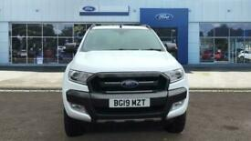 2019 Ford Ranger Diesel Pick Up Double Cab Wildtrak 3.2 TDCi 200 Auto Double Cab