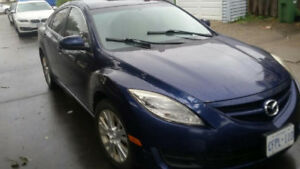 2009 Mazda Mazda6 Fully loaded Sedan  REDUCED TO 3000.00