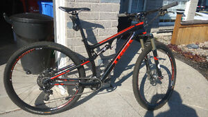 2015 TREK SUPERFLY FS 9.8SL